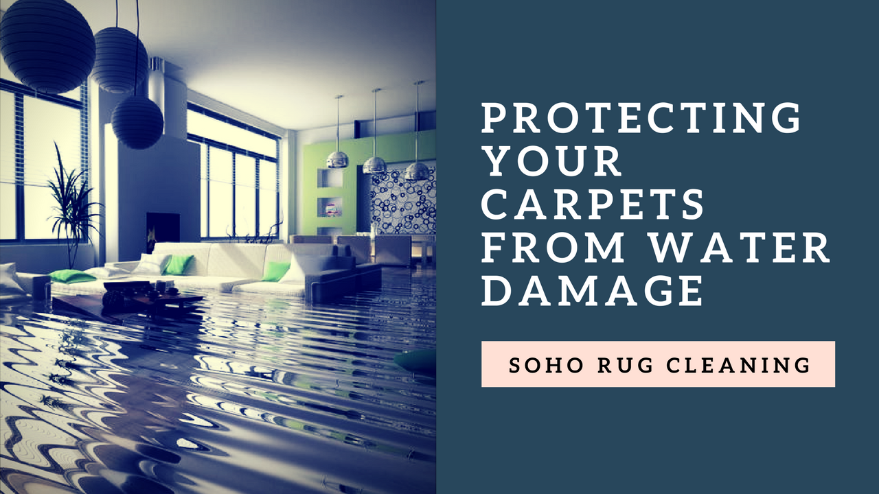 water damage cleaning NYC